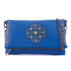 blue tempus bolso boho chic