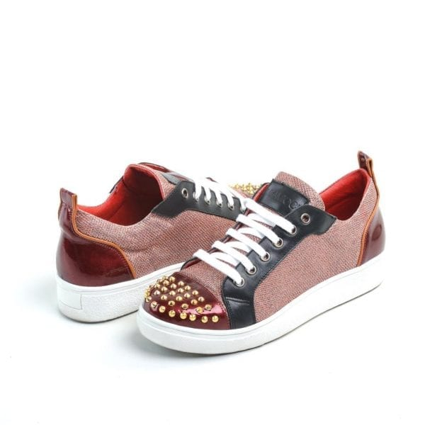 rebel sneaker boho chic sealafootwear